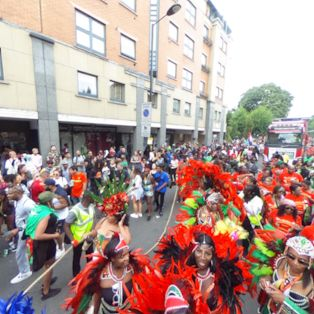 Visit Notting Hill Carnival on Bank Holiday Monday