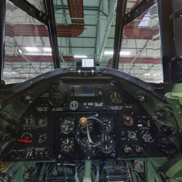 Take the controls of one of Britain's most famous aircraft