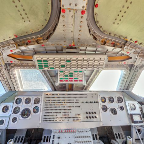 Strap in and take the controls of the Buran spacecraft