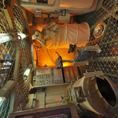Ready for an experience that's out of this world? Then step aboard this US space station, built in 1970 as part of the Apollo Program
