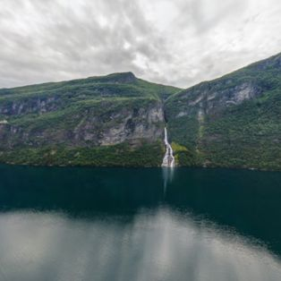 Welcome to Norway and the majestic Seven Sisters waterfall